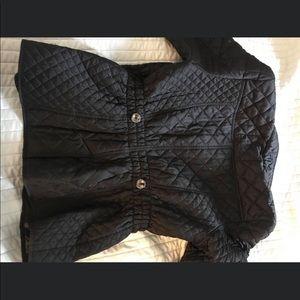 Laundry puff jacket size Large.
